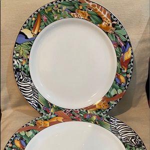 Ultra Porcelain by Sakura ~ Set of Two EUC